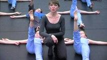Cours de danse contemporaine Irena Tatiboit, enfants 8-10ans