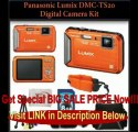 Panasonic Lumix DMC-TS20 Waterproof Digital Camera (Orange) Kit. Includes: 8GB SDHC Memory Card, Memory Card Reader, Float... REVIEW