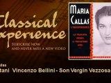 Maria Callas: I Puratani  Vincenzo Bellini - Son Vergin Vezzosa - ClassicalExperience