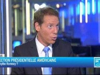 Guy Millière sur France 24 pour Le désastre Obama