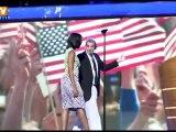 Présidentielle américaine, Michelle, l'atout de Barack Obama