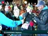 UTMB arrivée des finishers ULTRATRAIL TV 2012