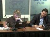 IMF talks Greece, Spain, & Egypt