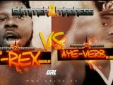 {ACTUAL BATTLE} Rex vs Aye Verb SM2