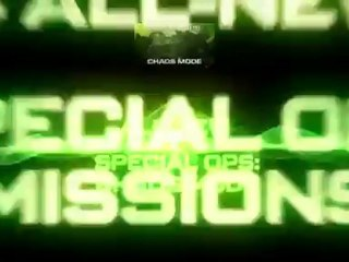 Collection3 Chaos Pack de Call of Duty : Modern Warfare 3