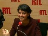 """Najat Vallaud-Belkacem, porte-parole du gouvernement : """"Une hausse, même minime, du paquet de cigarettes, c'est bon pour la santé !"""""""