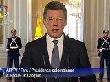 Colombie: lancement d'un processus de paix avec les Farc