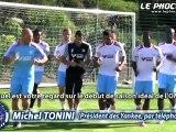"Supporters : ""Gignac ? Merci Élie Baup !"""