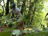 La caméra en balade - 18e course VTT-La Barillette