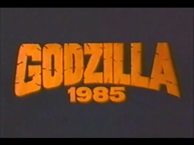 Godzilla 1985: The Legend is Reborn Review IN101M