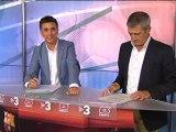TV3 - Hat-trick Barça - Pichi Alonso s'acomiada de TV3
