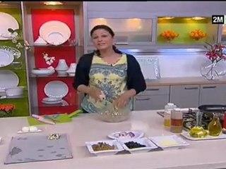 choumicha 2012 cuisine marocaine pain au épinard