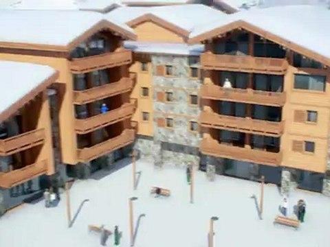 MGM Constructeur : Kalinda village à Tignes