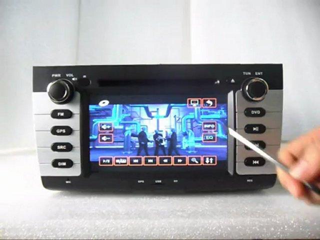 Suzuki lecteur DVD Auto, Suzuki centre multimédia, Autoradio pour Suzuki, Autoradio GPS Suzuki