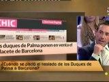 Los Duques de Palma buscan una casa cuyo alquiler sea de unos 6.000 euros