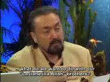 Brotherhood of faith is a brotherhood based on the Quran and there is Quranic responsibility in this