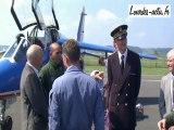 Viste de Kader ARIF Ministre des anciens combattants à Tarbes-Ossun-Lourdes