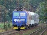 Lokomotiva 363 039-9 - Ústí nad Orlicí město, 6.9.2012 HD