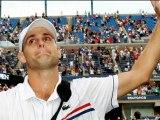 Un dernier hommage à Roddick