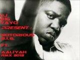dj big yayo-The Notorious Big & Aaliyah-juicy again RmX 2013 clip