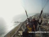 Parapente Miraflores / Paragliding Lima Peru