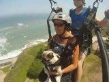 Parapente Lima Peru / Paragliding Miraflores