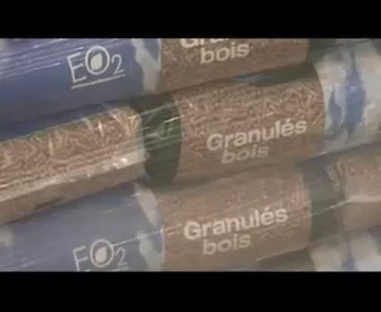 Fabricant Poele A Bois Espagne présentation usine de granulés bois eo2