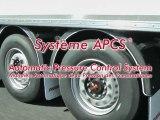FRUEHAUF APCS - Automatic Pressure Control System - Système de gonflage automatique des pneus