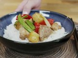 Pork and Pineapple Stir-Fry Recipe