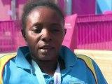 Paralympiques: une Congolaise fait ses débuts aux JO