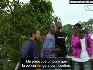 Los señores de la guerra caníbales de Liberia - Parte 2/8