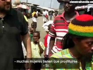 Los señores de la guerra caníbales de Liberia - Parte 3/8