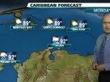 Caribbean Vacation Forecast - 09/07/2012
