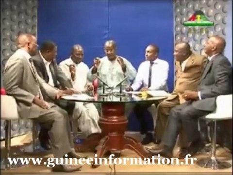 RTG DEBAT : Lounceny Camara est parti et après. -Invité Fodé Mohamed Soumah (GECI), Niamey Diabaté (GPT), Soriba Sorel Camara (UDG), Alpha Souleymane Bah dit Fischer (PNR)