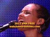 #VMA 2012 - Alicia Keys Performance ft. Nicki Minaj [Video Music Awards Performance] [Review]-1