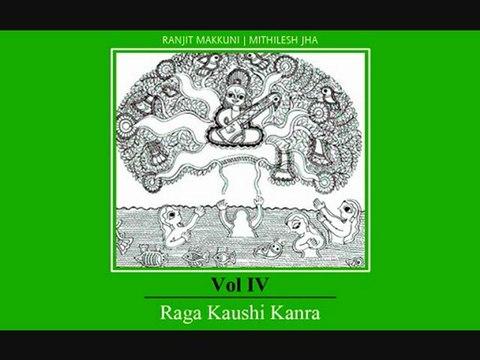 Raga kausi kanra , Ranjit Makkuni & Mithilesh Jha excerpts