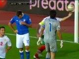 Qualif. CdM - Bulgarie 2/2 Italie