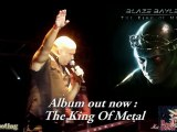 BLAZE BAYLEY  ROCK KNIGHTS  The Lightning Strike Twice  25/08/2012 (ex Iron Maiden)