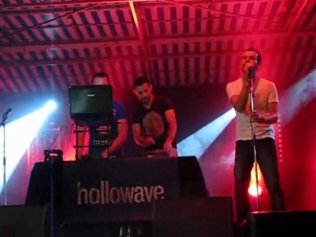 Hollowave - Never Change (Live @ Moulins - 21/06/12)