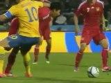 La prise de judo de Zlatan Ibrahimovic sur un Chinois