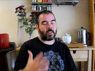 Entrevue avec l'auteur bizarro Luc Dagenais
