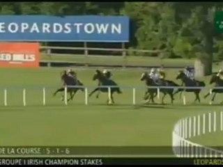 Red Mills Irish Champion Stakes - Snow Fairy