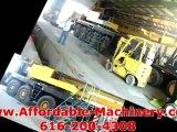 Krupp Crane For Sale 175 Ton All Terrain Crane For Sale