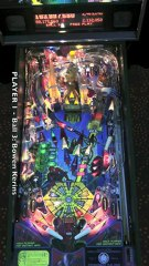 SPIDER-MAN Pinball Machine (Stern 2007) - PAPA 14 Quarterfinals Game 1 - ANM JPB BEK PFJ