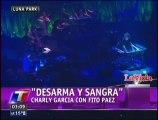 Charly Garcia - Desarma y Sangra - Luna Park 2012 (La Viola)