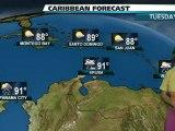 Caribbean Vacation Forecast - 09/08/2012