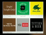 Funny tee shirts for men are found on Mrtees site and carries funny tees for kids also