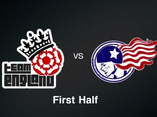Exclusive: Team England vs Team USA - Part 1 of 2