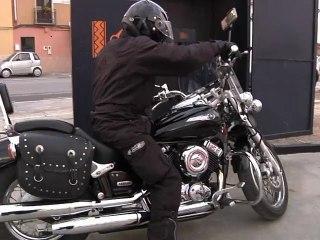 Conducción de motocicletas: Transferencia de pesos y el freno en la motocicleta