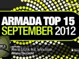 Various Artists - Armada Top 15 - September 2012 (Out now)